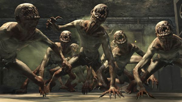 Crawlers are the main new addition to Zombies. Pack a pump shotgun.