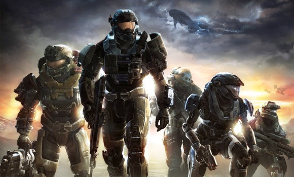 halo reach. praises we gave Halo 3: