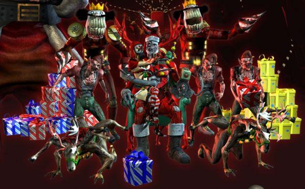 Navidades Terrorificas Killingfloorchristmas