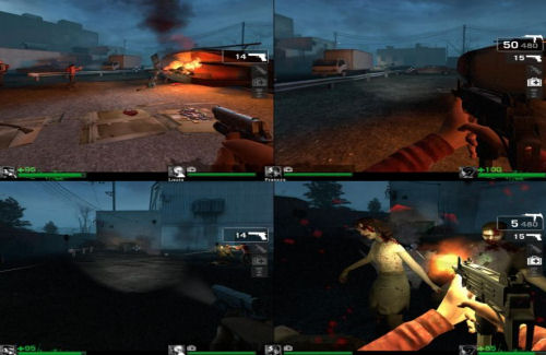 Turf N Surf >> Co-Optimus - News - A Cry For Co-Op: 4 Player Splitscreen Absenteeism