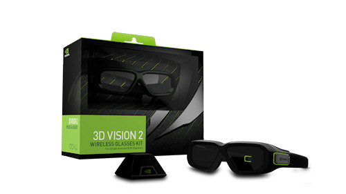 Stereoscopic 3d Gaming Computer: NVIDIA And ASUS Launch Improved 3D