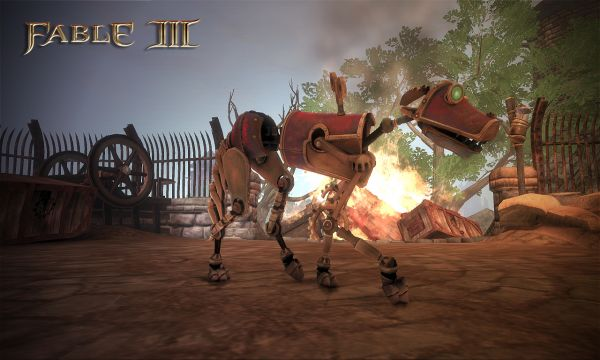 Co-Optimus - News - Fable 3 DLC: Traitor\'s Keep Co-Op Impressions