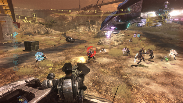 Co-Optimus - News - Splinter Cell Conviction's Co-Op Design: Core
