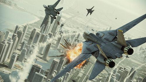 Ace Combat: Assault Horizon Flies onto PC Next Year