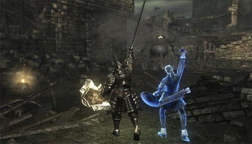 Demon's Souls play co-op