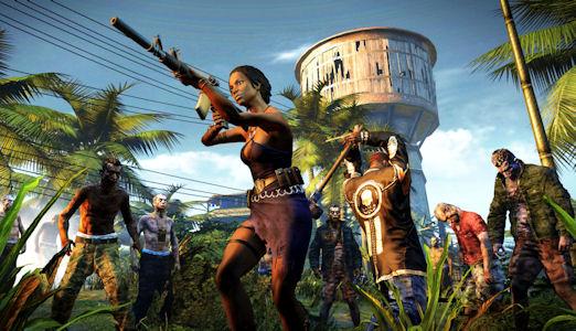 Dead Island Lan Co Op Xbox