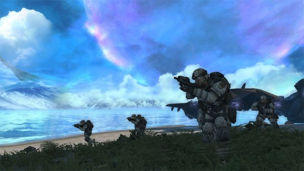 Co optimus news halo combat evolved anniversary for Halo ce portent 2 firefight