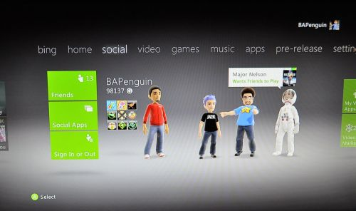 Co-Optimus - Video - Xbox 360 Metro Dashboard Impressions and Video Tour