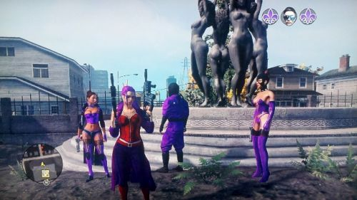 saints row the third xbox 360 review