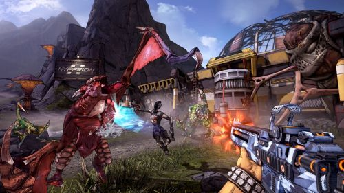 co optimus news borderlands 2 patched multiple fixes badass