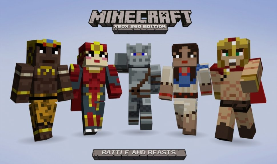 CoOptimus News New Skins For Minecraft Xbox Edition Out Soon - Skins fur minecraft wii u