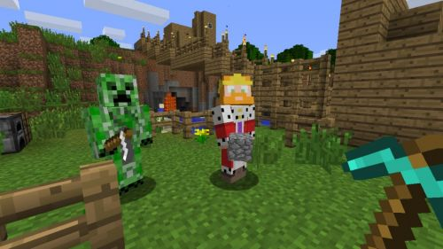how to download custom skins for minecraft ps vita