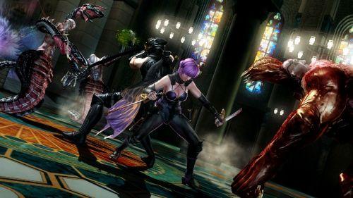 Co Optimus Screens Co Op Announced For Ninja Gaiden 3 Razor S