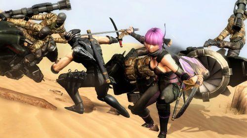 Co Optimus News Ninja Gaiden 3 Razor S Edge For Wii U Gets Detailed Dated