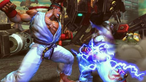 How To Switch Characters In Street Fighter X Tekken Pc