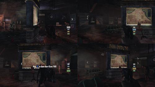 Dead Island Riptide  Player Split Screen Ps