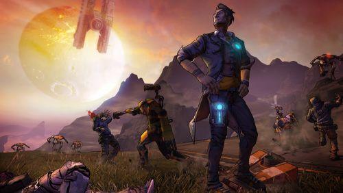 Co-Optimus - Video - New Borderlands 2 Trailer, Plus End