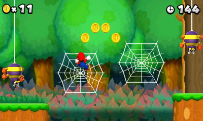 Co Optimus Review New Super Mario Bros 2 Co Op Review