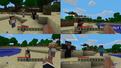 Co-Optimus - News - Minecraft: Xbox 360 Edition PSA - Local