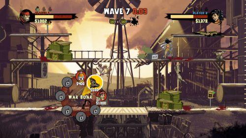 Co-Optimus - Screens - Shank 2 Coming February 7th