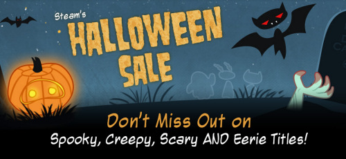 Co Optimus News Steam Halloween Sale Is Loaded With Co