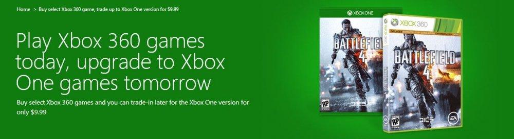 Xbox trade in program