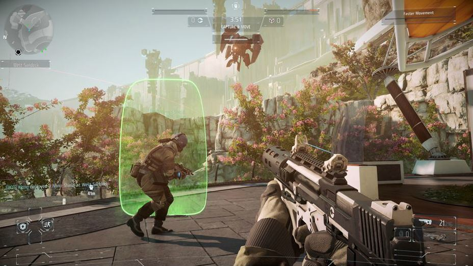 Killzone Shadow Fall Screenshot Season pass