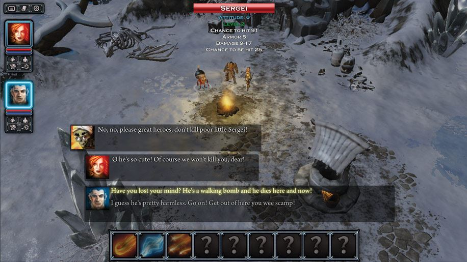 Divinity: Original Sin Co-op