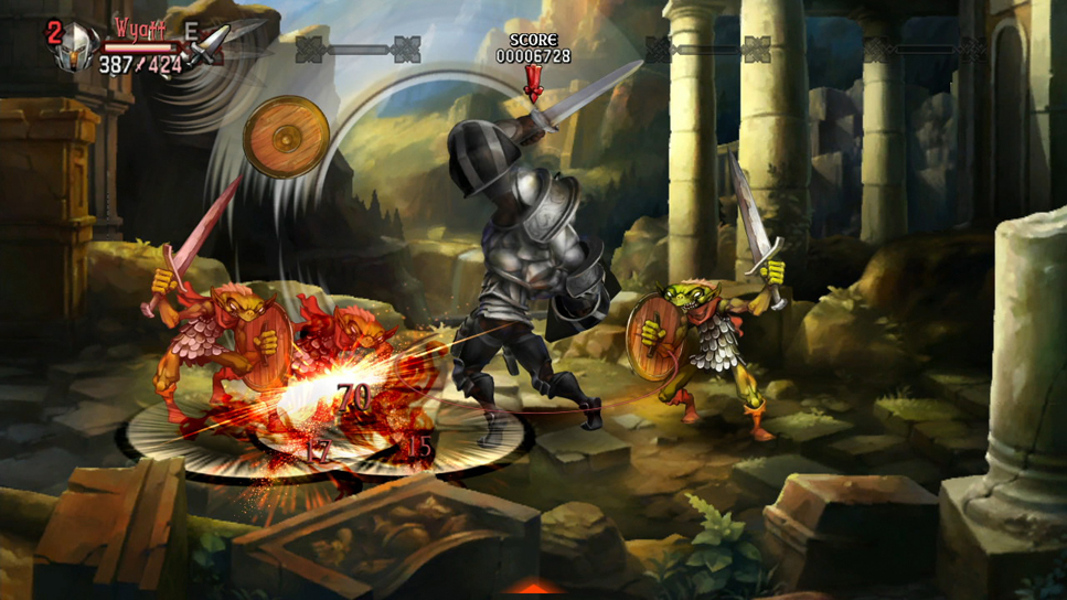 Co-Optimus - Video - Dragon's Crown Trailers Feature Two Top