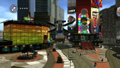 New Lego Games For Ps3 : Co optimus screens two new lego games coming in