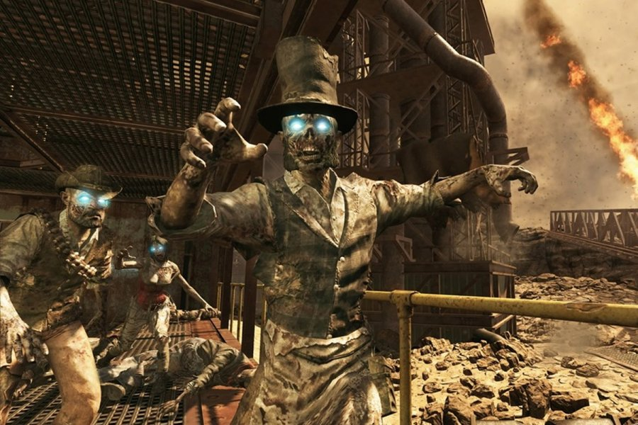 Co-Optimus - News - The Apocalypse comes to Call of Duty: Black Op on