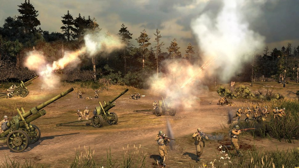 Co Optimus News Company Of Heroes 2 Open Beta Extended