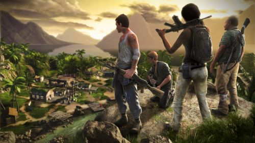 Co Optimus News Ps3 And Pc Far Cry 3 Patch 1 03 Goes Live