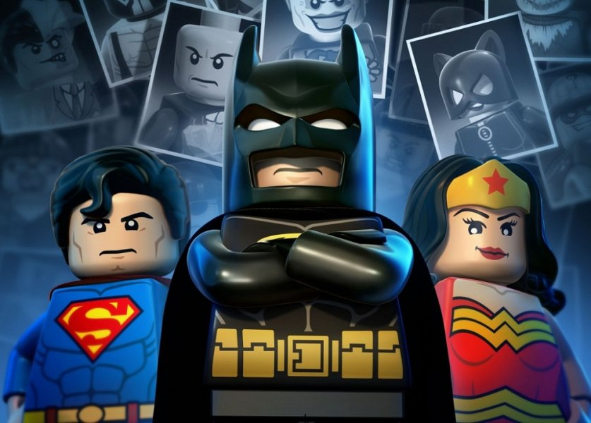 Co Optimus News Tell Your Friends All Your Friends Lego Batman 2 Is Out On The Wii U