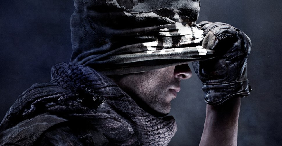 Call of Duty Ghost Character Call of Duty Ghosts to be