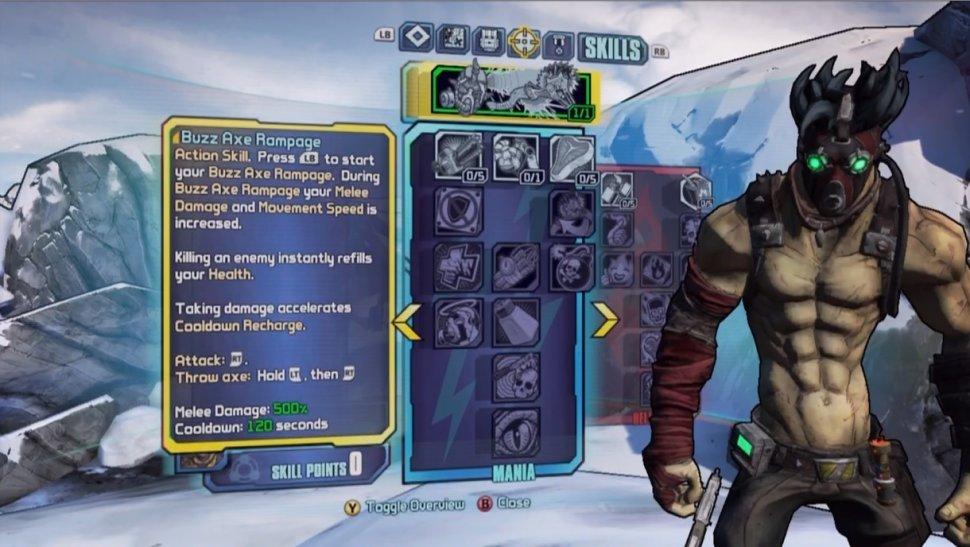 Co-Optimus - News - Borderlands 2: Krieg the Psycho Hands-On