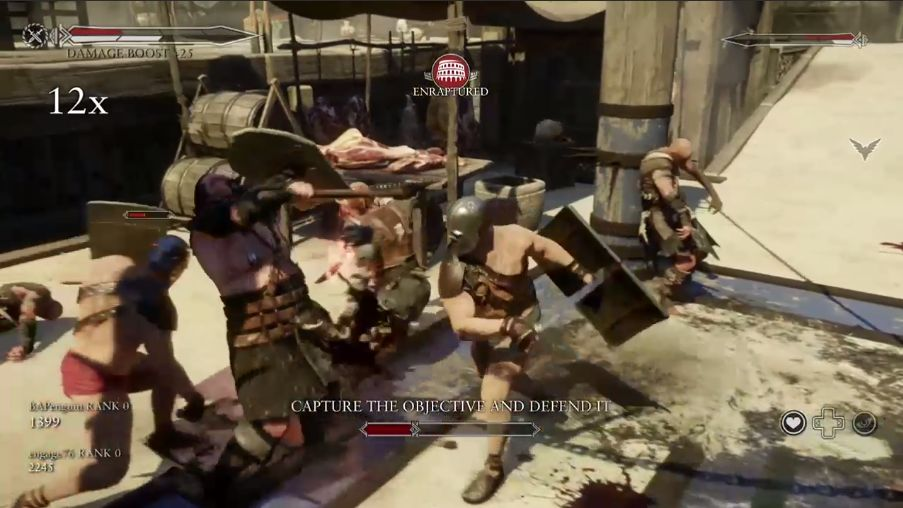 Co-Optimus - Review - Ryse: Son of Rome Co-Op Review