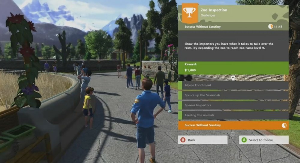 Co-Optimus - Review - Zoo Tycoon Co-Op Review