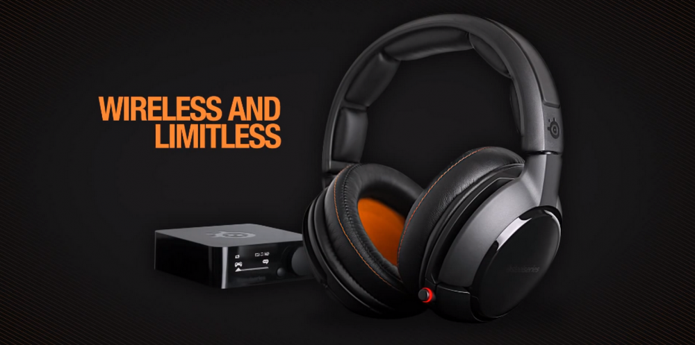SteelSeries H Wireless Impressions