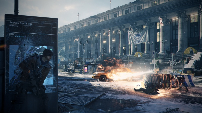 [E3 2014] - The Division Eyes On Co-Op Demo