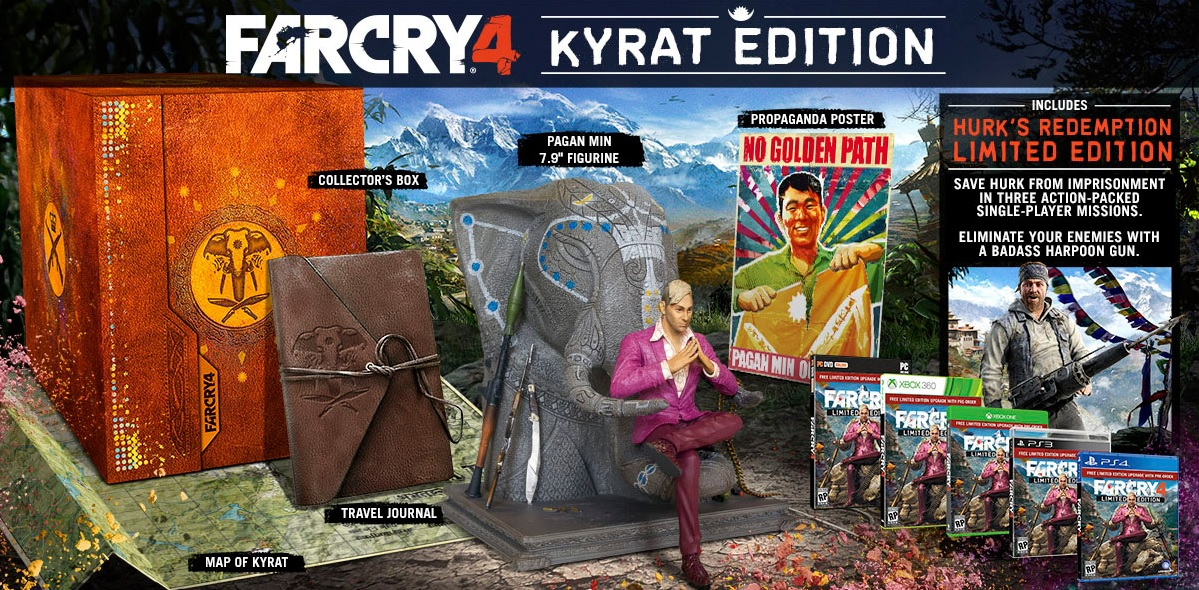 Co Optimus News Can You Survive The New Far Cry 4 Trailers