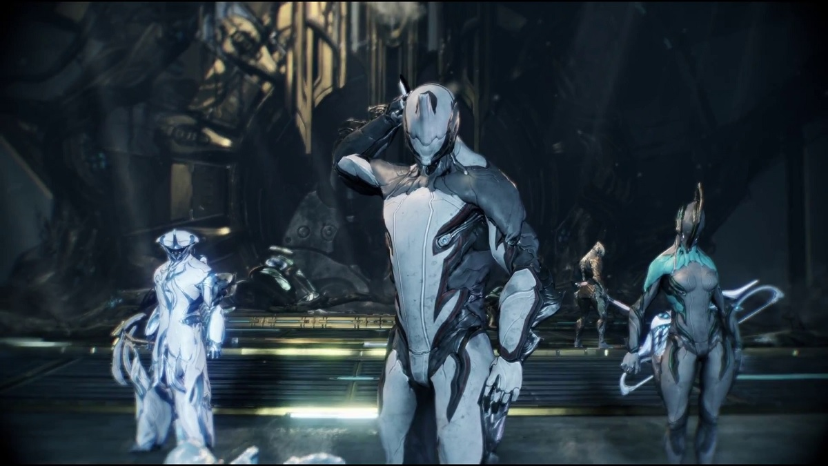 Warframe Attacks Xbox One on September 2nd