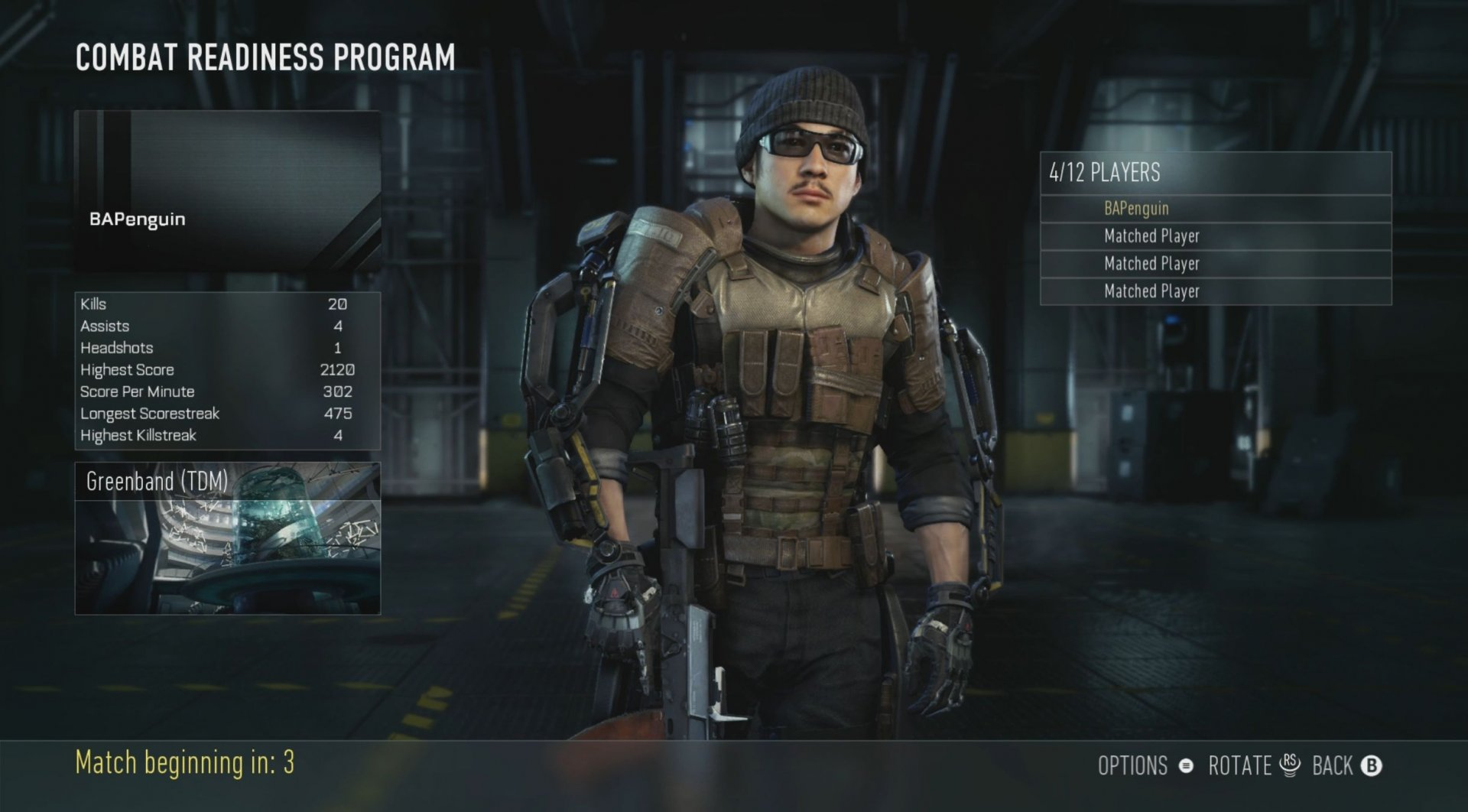 Co Optimus Review Call Of Duty Advanced Warfare Co Op Review