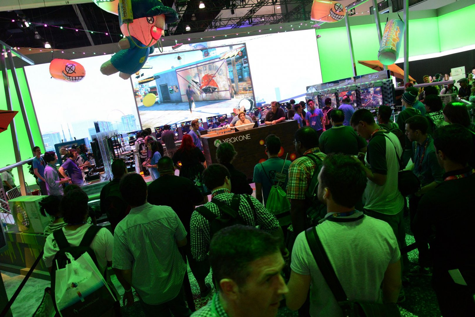 Co Optimus News E3 2014 Hands On With Sunset Overdrive