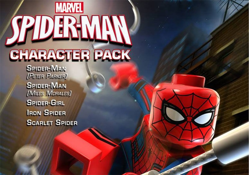 Lego Spiderman Malvorlagen Star Wars 1 Lego Spiderman: LEGO Spider Man Does Whatever A LEGO
