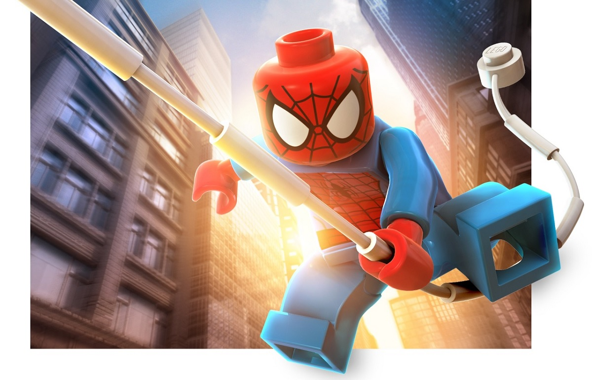 Co Optimus News Lego Spider Man Does Whatever A Lego