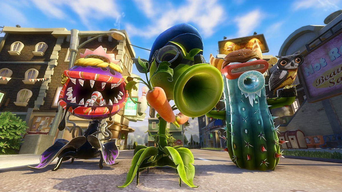 Co Optimus News Plants Vs Zombies Garden Warfare 2 Rewards Loyalty