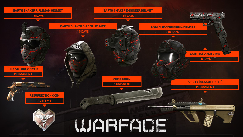 Co-Optimus - News - Warface Operation Earth Shaker Interview
