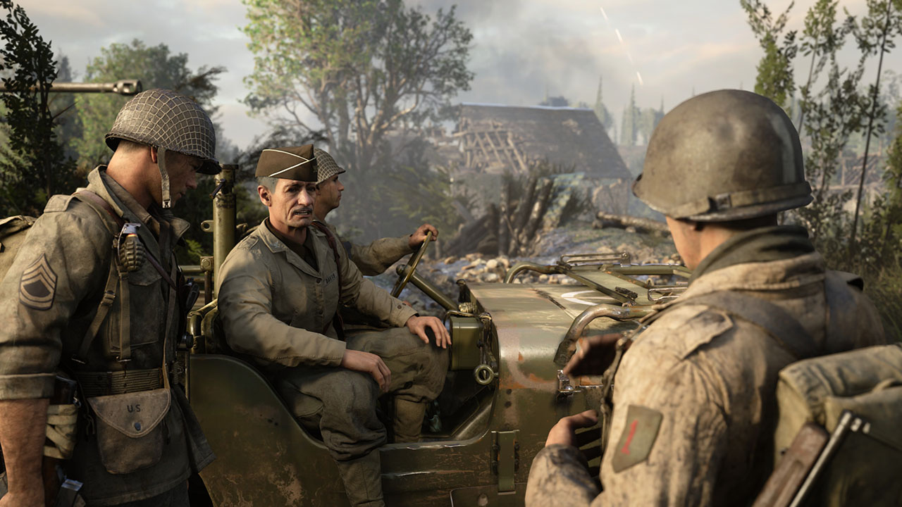 Co-Optimus - Review - Call of Duty: WWII Co-Op Review