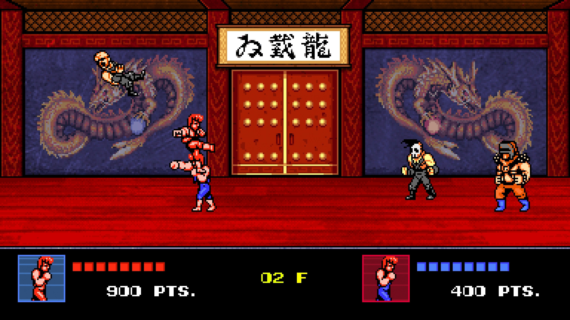 Co Optimus Review Double Dragon Iv Co Op Review